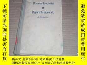 二手書博民逛書店(英文版)Chemical罕見Properties of Org