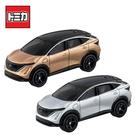 【日本正版】兩款一組 TOMICA NO.64 日產 ARIYA NISSAN 玩具車 初回特別式樣 多美小汽車 - 158400