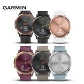 GARMIN vivomove HR 運動款 指針智慧手錶  敲敲系列