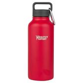 【Healthy Human】寬口不鏽鋼保冷保溫瓶(946ml) - 紅色