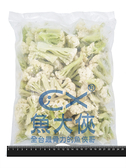 1I4A【魚大俠】AR038冷凍熟白花椰菜(1kg/包)#白花菜