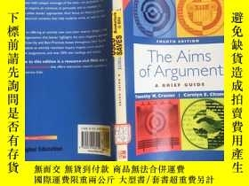 二手書博民逛書店the罕見aims of argument a brief gu
