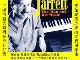 二手書博民逛書店Keith罕見Jarrett: The Man And His