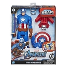 《 MARVEL 》漫威復仇者聯盟爆裂發射泰坦英雄-美國隊長 / JOYBUS玩具百貨
