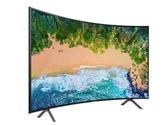 《新竹名展音響》 SAMSUNG 三星 UA65NU7300WXZW 65吋 4K UHD 黃金曲面液晶電視 另售KD-65X7500F