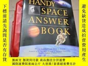 二手書博民逛書店THE罕見HANDY SPACE ANSWER BOOKY173