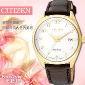 【5年延長保固】CITIZEN EO1172-05A 光動能女錶