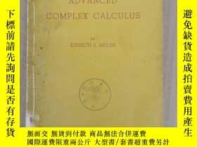 二手書博民逛書店advanced罕見complex calculus(P916)Y173412