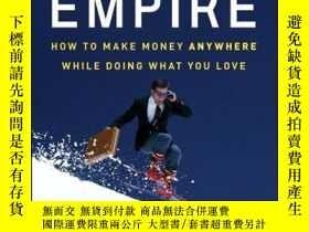 二手書博民逛書店Your罕見Portable Empire: How to Make Money Anywhere While D
