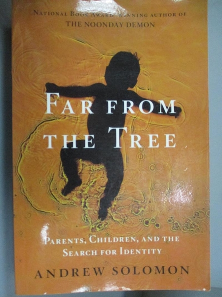 【書寶二手書T1/原文小說_XEA】Far From the Tree_Andrew Solomon