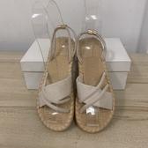 韓版基本款百搭休閒拖鞋沙灘鞋(35號/777-7823)