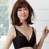 Audrey-舒波AIR 無鋼圈B-D罩內衣(典藏黑)
