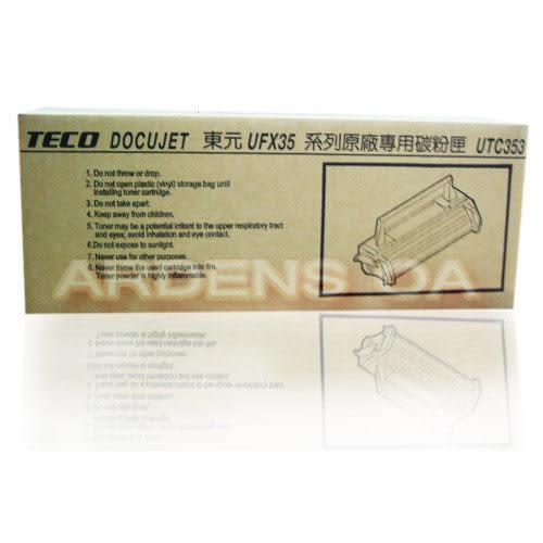 【免運】TECO 東元 UFX-353 / UA-3530 原廠碳粉--適用UFX-353/UA-3530