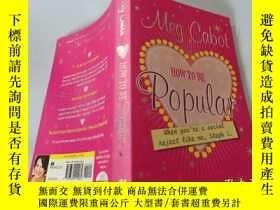 二手書博民逛書店How罕見To Be Popular:如何受歡迎Y200392