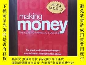 二手書博民逛書店Making罕見Money, The Keys To Financial SuccessY12800 Paul