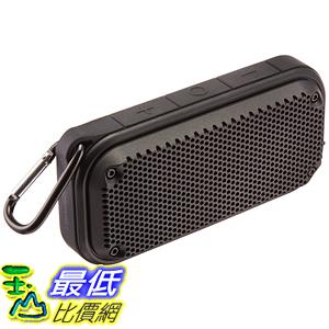 [106美國直購] AmazonBasics 音箱 Shockproof and Waterproof Bluetooth Wireless Speaker
