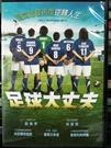 挖寶二手片-P87-011-正版DVD-電影【足球大丈夫】-荷西賈西亞 尚皮爾馬利耶 法蘭克杜波斯科