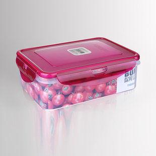 長方形保鮮盒冷凍加熱均可1.1L/5個一包裝