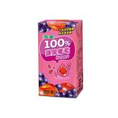 波蜜100%蘋果葡萄汁160ml*24【愛買】