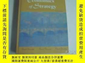 二手書博民逛書店ECONOMICS罕見OF STRATEGY(SECOND ED