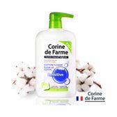法國黎之芙棉花敏感肌用沐浴乳750ML