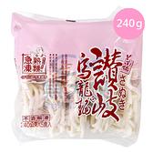 1B2B【魚大俠】FF138南僑-讚岐烏龍麵(240g/片/5片/包)#240