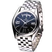TITONI Airmaster 空霸紳士機械腕錶 93909S-343