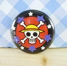【震撼精品百貨】One Piece_海賊王~胸章-鈷髏圖案