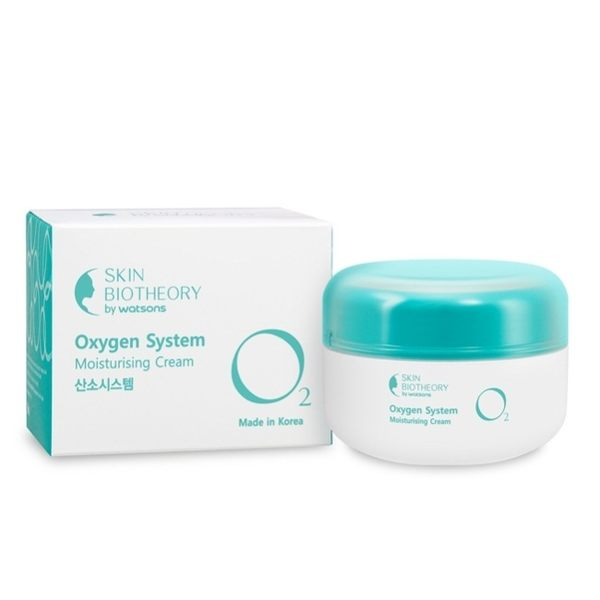 Skin Biotherapy by Watsons 活氧淨潤保濕霜