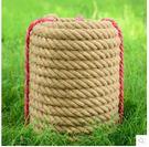專用棉麻拔河繩兒童成人訓練3cm拔河繩子粗麻繩拔河比賽趣味