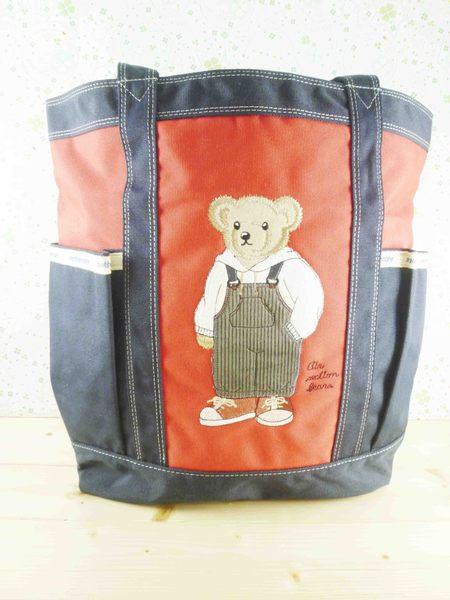 【震撼精品百貨】泰迪熊_Mothercarer~側背袋-『紅色』(大)