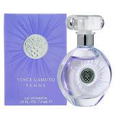 【VINCE CAMUTO】文斯.卡穆托 Femme 紫戀 女性淡香精 7.5ml (原廠沾式)