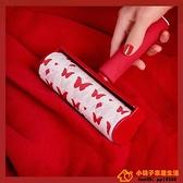 可撕式滾筒粘毛器替換紙大號衣服去毛滾刷除毛黏品牌【桃子】