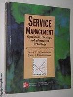 二手書博民逛書店《Service management : operations, strategy, and information technology》 R2Y ISBN:0071157093
