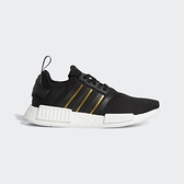 Adidas NMD_R1 女款黑色運動慢跑鞋-NO.FW6433