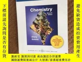 二手書博民逛書店Chemistry罕見Eleventh Edition化學【英文