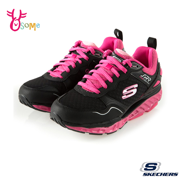 【Skechers成人鞋款全館8折】 成人女款 SRR PRO RESISTANCE 運動慢跑鞋 T8282#黑桃◆OSOME奧森鞋業