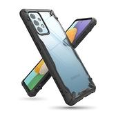 Rearth 三星 Galaxy A52 (Ringke Fusion X) 高質感保護殼(黑)