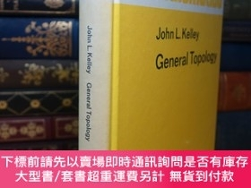 二手書博民逛書店John罕見Kelley . General Topology (Graduate Texts in Mathem