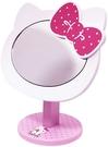 【震撼精品百貨】Hello Kitty 凱蒂貓~HELLO KITTY桌上化妝鏡#52018