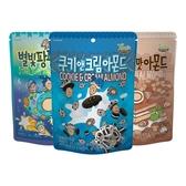 韓國 Tom's 杏仁果25g(小) 汽水跳跳糖味/提拉米蘇味/巧克力香草餅乾味 款式可選【小三美日】