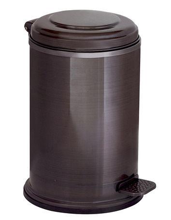 金屬垃圾桶(上蠟6升踏板)