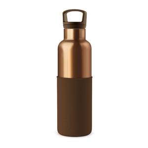 【HYDY】時尚保溫瓶 摩卡-古銅金 (590ml)