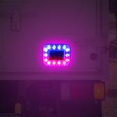 警示燈 太陽能燈 防撞燈 光感應燈 爆閃燈 LED燈 防水燈 照明燈 汽車防追撞警示燈【P514】慢思行