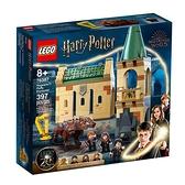 【南紡購物中心】【LEGO 樂高積木】Harry Potter 哈利波特系列 - 遇見三頭犬毛毛 76387