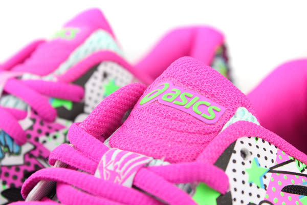 亞瑟士 ASICS fuzeX 運動鞋 女鞋 桃紅色 T6K8N-0120 no287