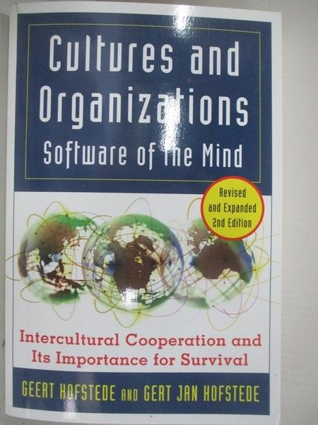 【書寶二手書T9/社會_DXH】Outlines & Highlights for Cultures and Organizations_Cram101 Textbook Reviews