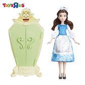 玩具反斗城 HASBRO 迪士尼公主貝兒與她的衣櫥