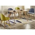 餐桌 SB-391-1 喬絲4尺木紋餐桌 (不含椅子)【大眾家居舘】