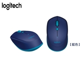 [富廉網] 羅技 Logitech M337 藍芽滑鼠 (藍)